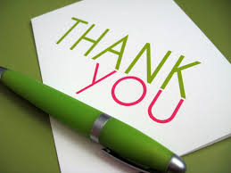 """The Power of """"Thank You!"""""""